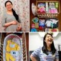 Bà bầu - 'Soi' giỏ đồ các mẹ bầu trước sinh