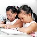 Tin tức - Gian nan đưa con trẻ đi luyện thi lớp 1