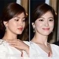 Làng sao - Song Hye Kyo đẹp không tỳ vết tại LHP Cannes