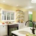 Nhà đẹp - Chọn màu sắc phòng bếp hợp phong thủy