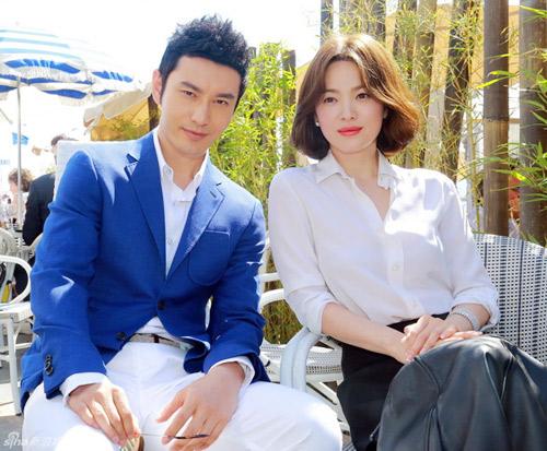song hye kyo vay ngan gian di tai cannes - 4