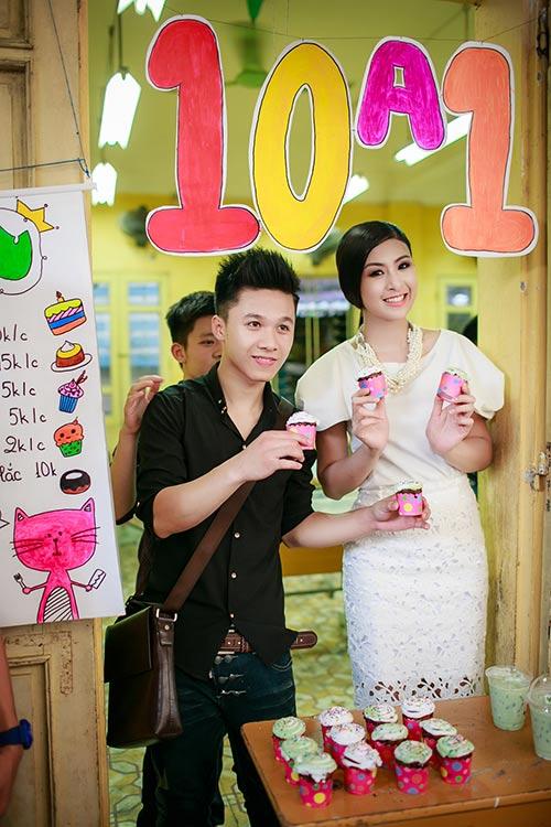 ngoc han hanh phuc ve tham truong cu - 7