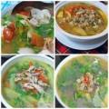 Bếp Eva - 4 món canh hải sản nấu chua