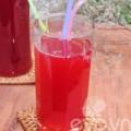Bếp Eva - Tự làm si-rô mận giải nhiệt mùa hè