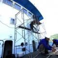 Tin tức - Liên tục phải sửa tàu Cảnh sát biển do tàu TQ đâm