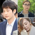 Làng sao - Sao Hàn bơ phờ vì dính tới luật pháp