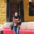 Làng sao - Diva Thanh Lam đẹp trẻ trung ở Tây Tạng