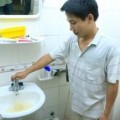 Hàng ngàn hộ dân Hà Nội đang nhịn tắm giặt vì mất nước