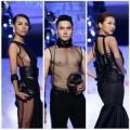 Thời trang - Mẫu Việt bí ẩn  với sắc đen