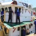 Tin tức - Cận cảnh tàu Kiểm ngư VN bị tàu TQ đâm gây hư hỏng
