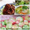 Bếp Eva - Thực đơn: Mề gà chiên giòn, canh chua cá