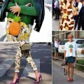Thời trang - Cơn sốt thời trang họa tiết trái dứa