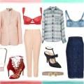 Thời trang - 7 cách phối đồ khoe áo ngực cực chất