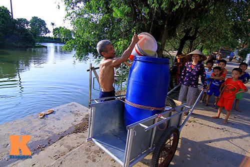 Dân thủ đô dùng nước ao tù sinh hoạt-6