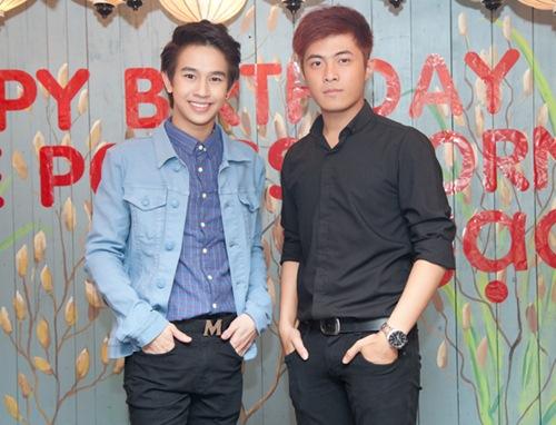 Yến Trang gợi cảm bên hot boy phim đồng tính Thái-11