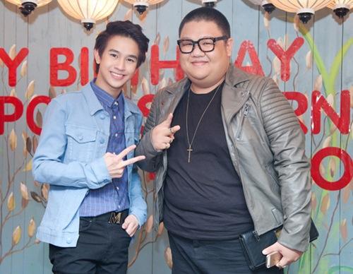 Yến Trang gợi cảm bên hot boy phim đồng tính Thái-5