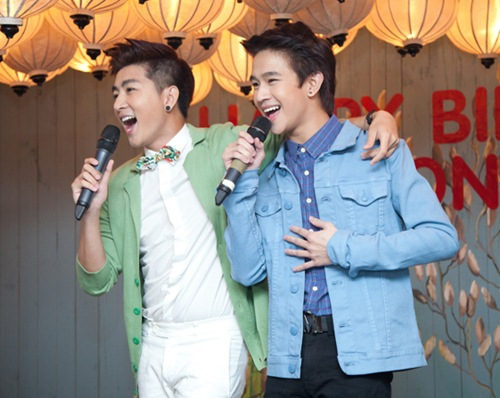 Yến Trang gợi cảm bên hot boy phim đồng tính Thái-7