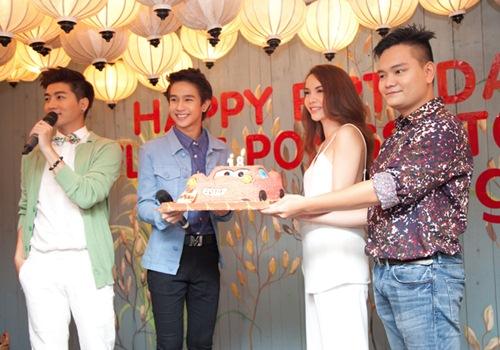 Yến Trang gợi cảm bên hot boy phim đồng tính Thái-8