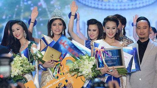 Đặng Thu Thảo là Hoa hậu Đại Dương Việt Nam - 1