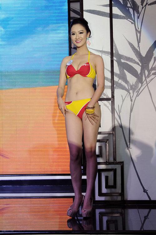Đặng Thu Thảo là Hoa hậu Đại Dương Việt Nam - 12