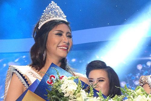 Đặng Thu Thảo là Hoa hậu Đại Dương Việt Nam - 10