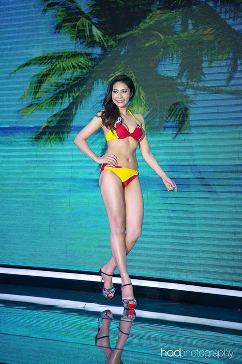 Đặng Thu Thảo là Hoa hậu Đại Dương Việt Nam - 4