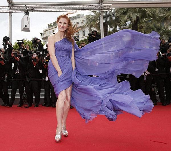 Những hình ảnh ấn tượng nhất Cannes 2014-1