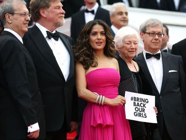 Những hình ảnh ấn tượng nhất Cannes 2014-13