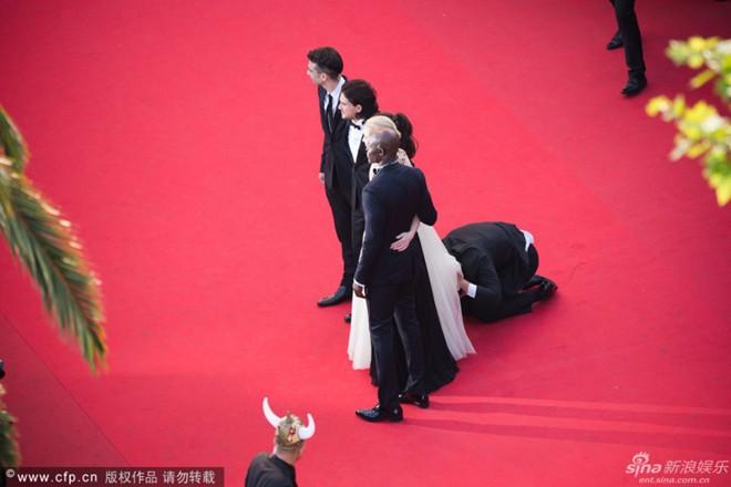 Những hình ảnh ấn tượng nhất Cannes 2014-6