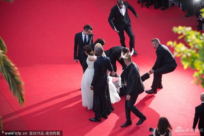 Những hình ảnh ấn tượng nhất Cannes 2014-7