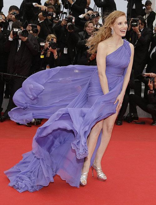 Những hình ảnh ấn tượng nhất Cannes 2014-2