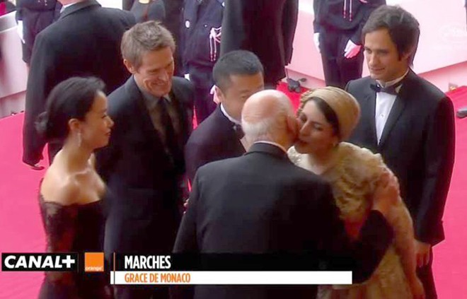 Những hình ảnh ấn tượng nhất Cannes 2014-4