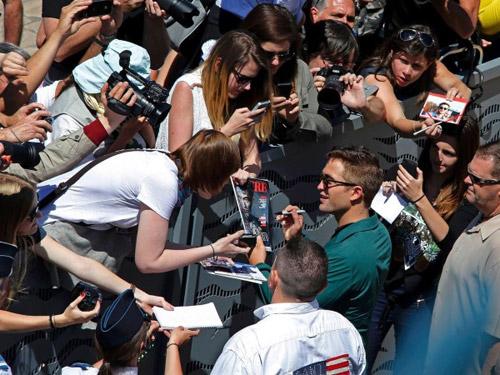 Những hình ảnh ấn tượng nhất Cannes 2014-9