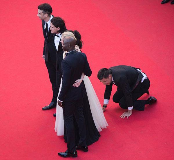 Những hình ảnh ấn tượng nhất Cannes 2014-5