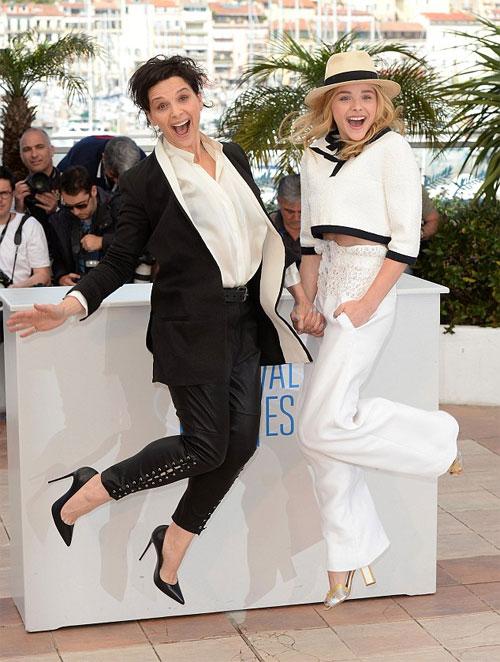 Những hình ảnh ấn tượng nhất Cannes 2014-12
