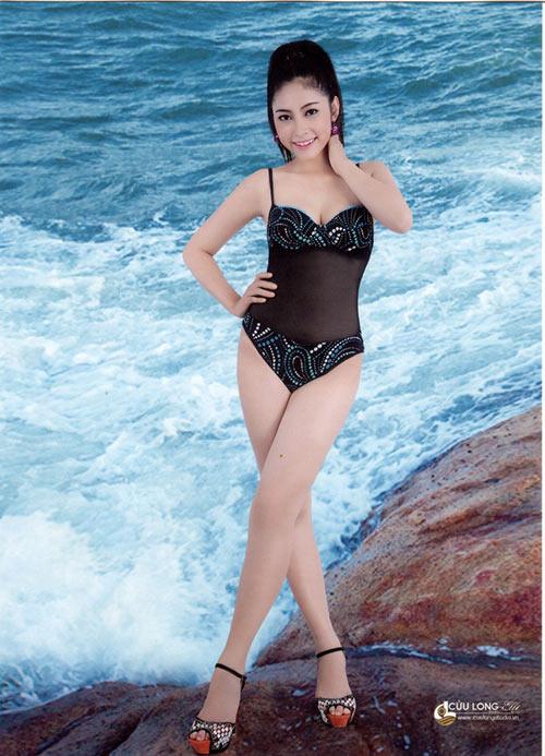 Đặng Thu Thảo là Hoa hậu Đại Dương Việt Nam - 15