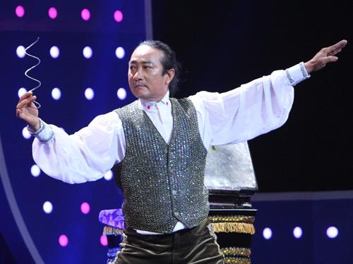 Uyên Linh, Phan Anh trắng tay tại Người bí ẩn-4