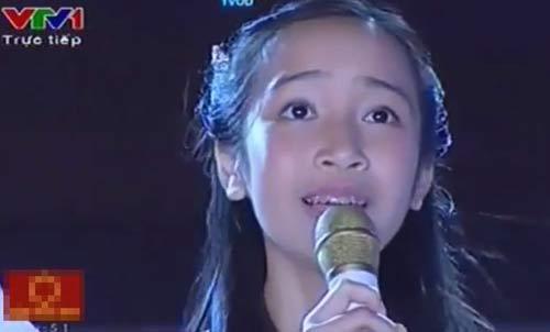 'Sởn gai ốc' với giọng hát con gái Mỹ Linh-1