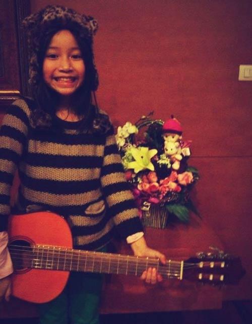 'Sởn gai ốc' với giọng hát con gái Mỹ Linh-4