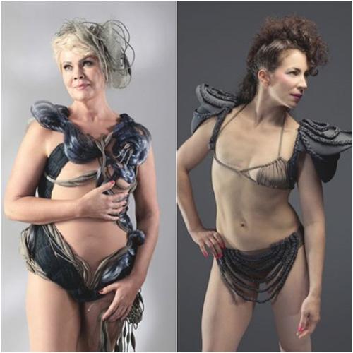 Sốc với áo tắm dành cho phụ nữ ung thư vú - 4