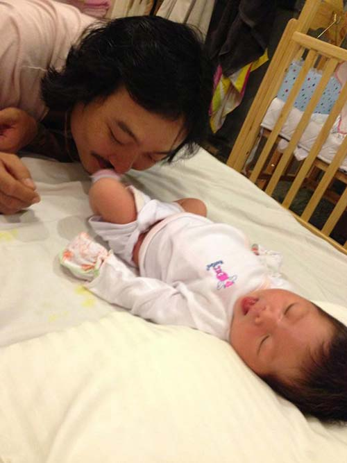 Con gái Đoan Trang đẹp như thiên thần - 2
