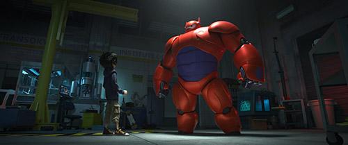 big hero 6 - sieu pham hoat hinh moi cua disney - 3