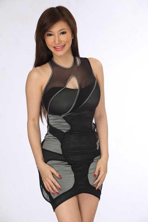 """Ruta Mae Quinto -  """"Phù thủy"""" xinh đẹp của Philippines-2"""