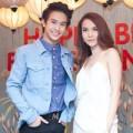 Làng sao - Yến Trang gợi cảm bên hot boy phim đồng tính Thái