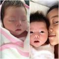 Làng sao - Con gái Đoan Trang đẹp như thiên thần