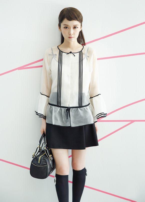 Jang Nara trẻ trung như thiếu nữ 20-5