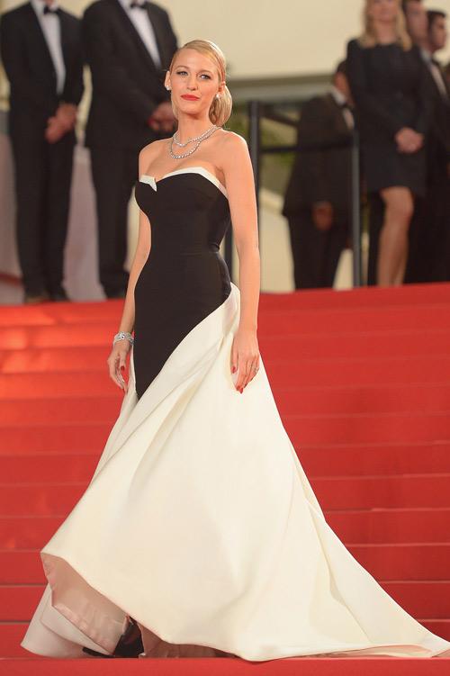 """20 bộ đầm đẹp """"nghẹt thở"""" tại Cannes 2014 - 13"""