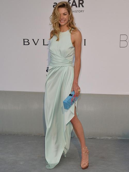 """20 bộ đầm đẹp """"nghẹt thở"""" tại Cannes 2014 - 18"""