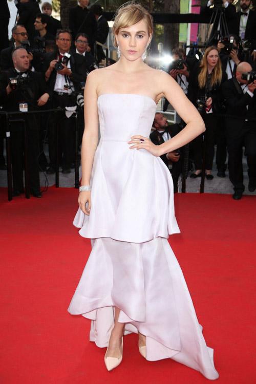 """20 bộ đầm đẹp """"nghẹt thở"""" tại Cannes 2014 - 3"""