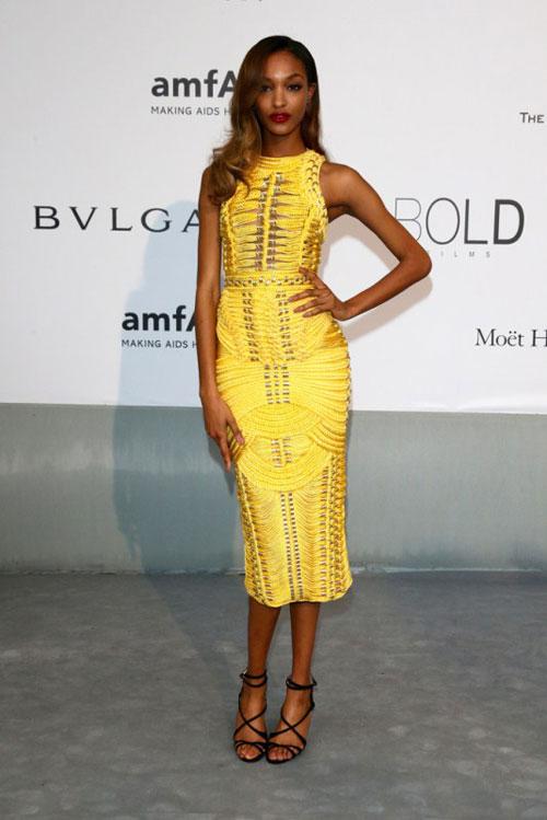 """20 bộ đầm đẹp """"nghẹt thở"""" tại Cannes 2014 - 8"""